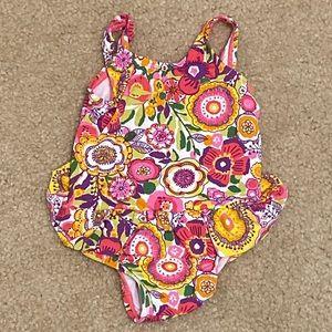 Vera Bradley Infant Bathing Swim Suit 3/6 month